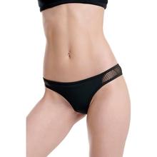 Body Talk Bikini bottom μαγιό 1201-908144 black